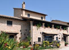Terre Del Cantico Country House - Spello - Building