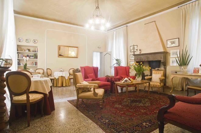 聖羅來佐旅館 - 盧卡 - 盧卡 - 休閒室