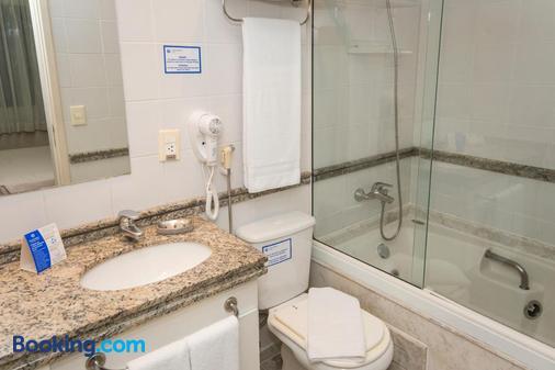 泛美總理天堂花園酒店 - 聖保羅 - 聖保羅 - 浴室