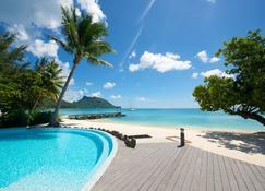 Hotel Maitai Lapita Village Huahine - Fare - Pool