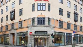 Scandic Byparken - Bergen - Edifício
