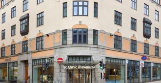 Scandic Byparken - Bergen - Rakennus