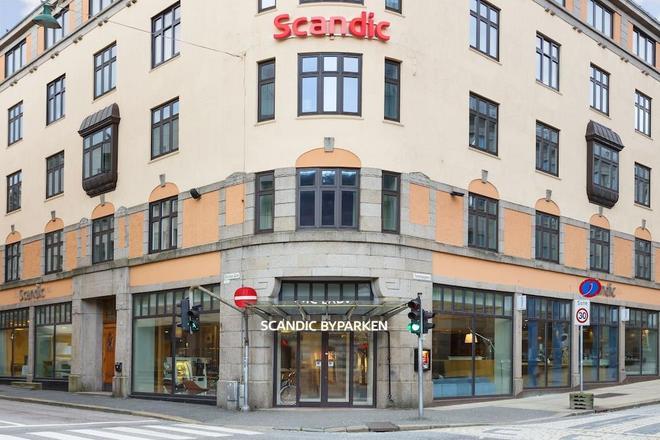 Scandic Byparken - Bergen - Edificio
