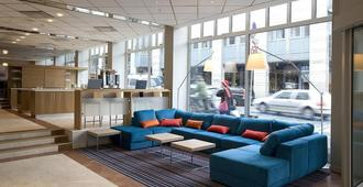 Scandic Byparken - Bergen - Lobby