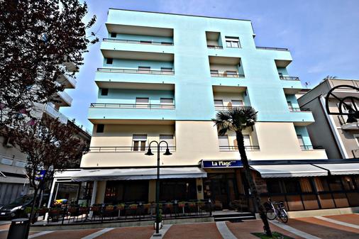 Hotel La Plage - Cattolica - Toà nhà
