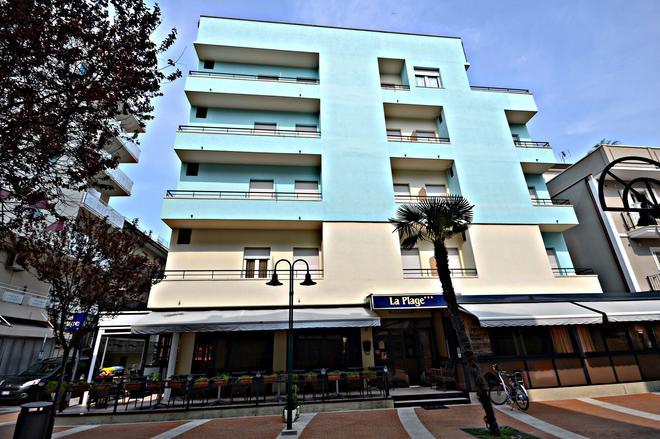 Hotel La Plage - Cattolica - Building