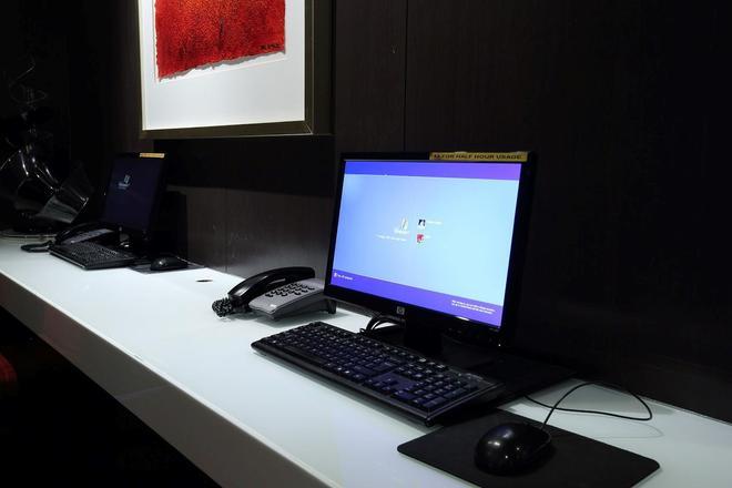 Value Hotel Thomson - Singapore - Business centre
