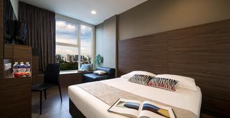 Value Hotel Thomson - Singapore - חדר שינה
