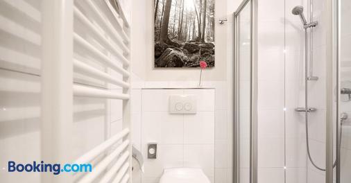 Hotel Restaurant Paradeismuhle - Klingenberg am Main - Bathroom