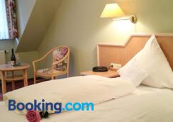 Hotel Restaurant Paradeismuhle - Klingenberg am Main - Bedroom
