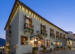 Kastalia Boutique Hotel - Delphi - Building