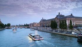Novotel Paris les Halles - Paris - Extérieur