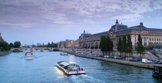 Novotel Paris les Halles - פריז - נוף חיצוני