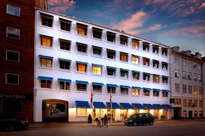 Hotel Christian IV - Copenhagen - Cảnh ngoài trời