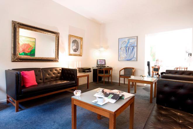 Hotel Christian IV - Copenhagen - Phòng khách