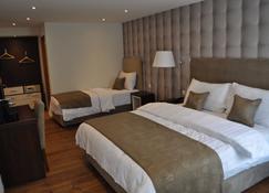 Hotel de Savoie - Morges - Bedroom