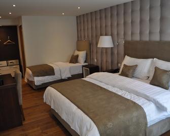 Hotel de Savoie - Morges - Schlafzimmer