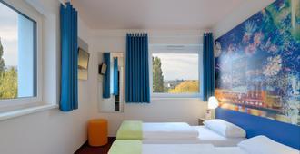 B&B Hotel Heidelberg - Heidelberg - Camera da letto