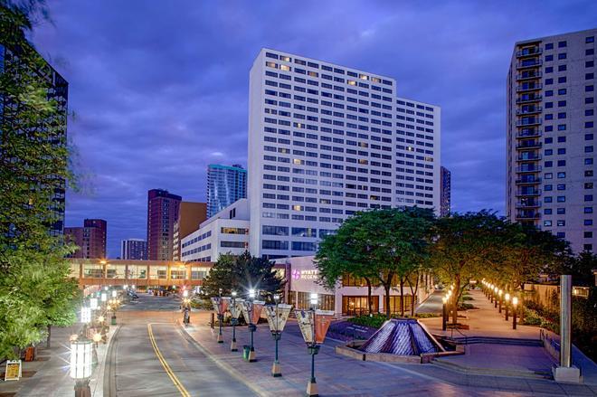 明尼阿波利斯君悅酒店 - 明尼亞波利 - 明尼阿波利斯 - 建築