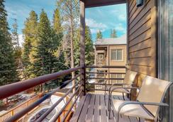 Wildwood Suites Condominiums - Breckenridge - Balcony