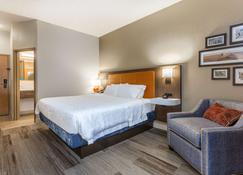 Hampton Inn Cedar Rapids - Сідар-Репідс - Bedroom