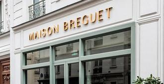 Maison Breguet - París - Edificio