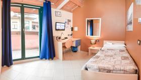 Central Hostel Bg - Bergamo - Schlafzimmer