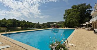 Relais & Châteaux La Réserve - Albi - Pool