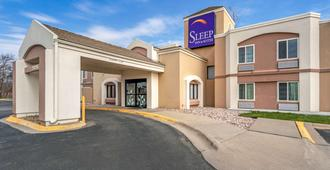 Sleep Inn & Suites Airport - Omaha - Building