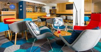 Holiday Inn Express London - Hammersmith - Londra - Area lounge