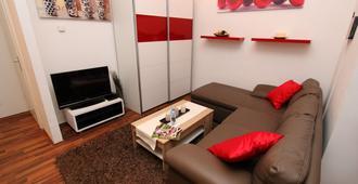 CheckVienna - Währinger Strasse - Vienna - Living room