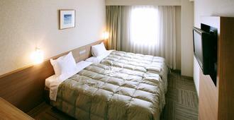 Tokyo Daiichi Hotel Shimonoseki - Shimonoseki - Makuuhuone