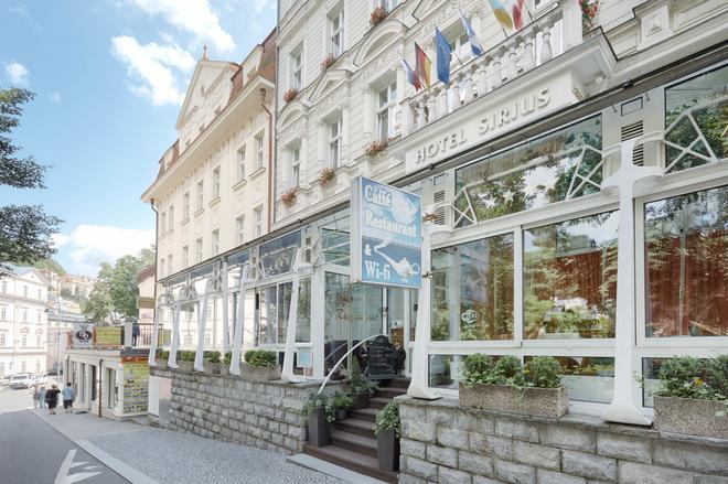 Hotel Sirius - Karlovy Vary - Rakennus