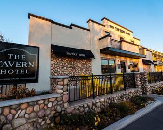 The Tavern Hotel - Cottonwood - Gebouw