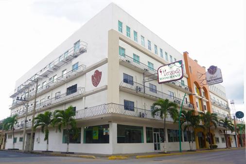 Hotel San Francisco - Tapachula - Κτίριο