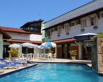Hotel Sion - Itanhaém - Pool