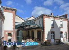 Hotel Castel Jeanson - Épernay - Building