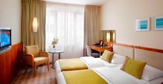 K+K Hotel Central - Prague - Bedroom