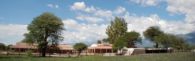 La Vaca Tranquila - Cafayate - Näkymät ulkona