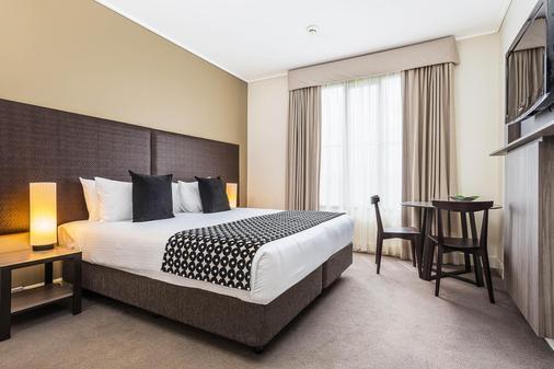 喬利蒙特曼塔飯店 - 墨爾本 - 臥室
