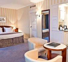 勒查特萊蘭酒店 - 布魯塞爾