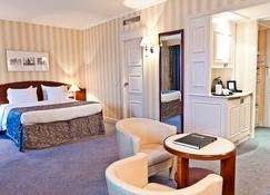 Le Châtelain - Bruxelles - Bedroom