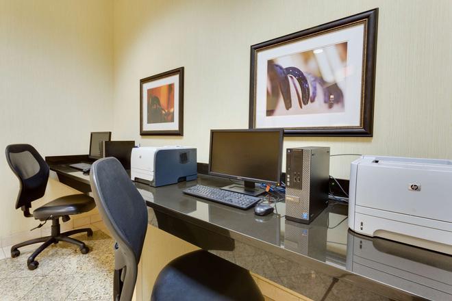 Drury Inn & Suites St. Joseph - St Joseph - Business center