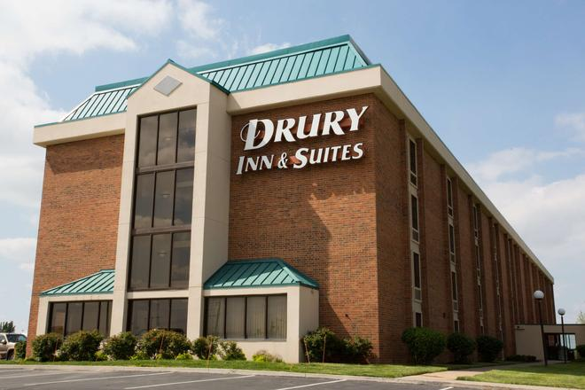 Drury Inn & Suites St. Joseph - St Joseph - Building