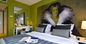 Tryp By Wyndham Antwerp - Antwerp - Bedroom