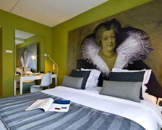 Tryp By Wyndham Antwerp - Антверпен - Bedroom