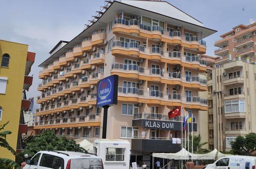 Klas Hotel Dom - Alanya - Building