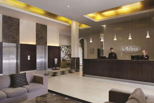 Adina Apartment Hotel Sydney Central - Sydney - Front desk