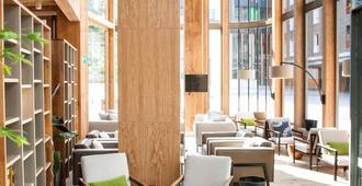 Hotel Zenit San Sebastián - San Sebastian - Lounge