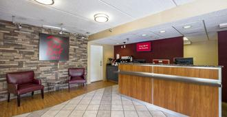 Red Roof Inn Tampa - Brandon - Tampa - Front desk